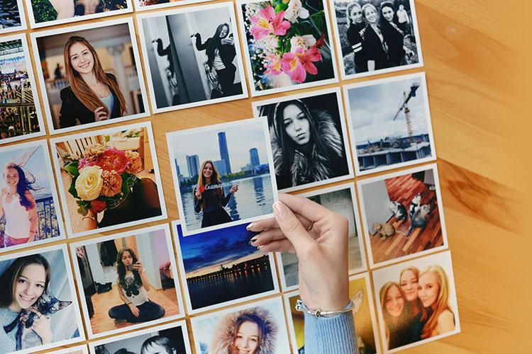 бесплатно как распечатать фото в стиле инстаграм нас собраны