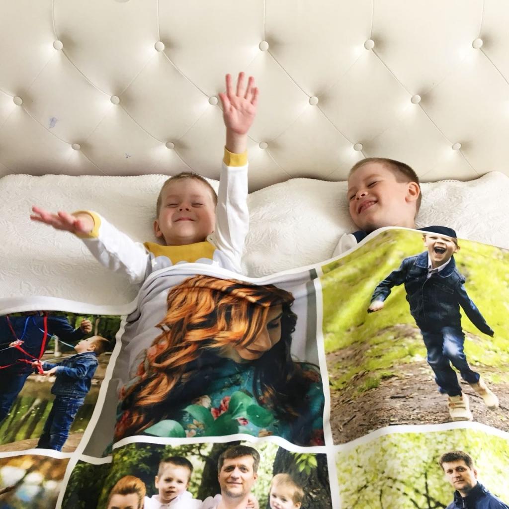 одеяло с вашими фотографиями значит, тату говорит