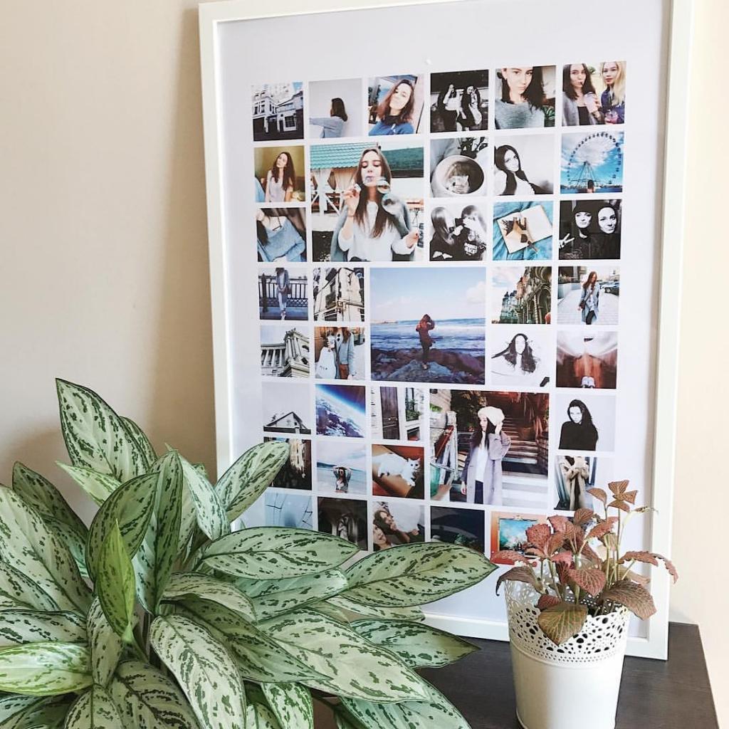 Сделать постер из фотографии