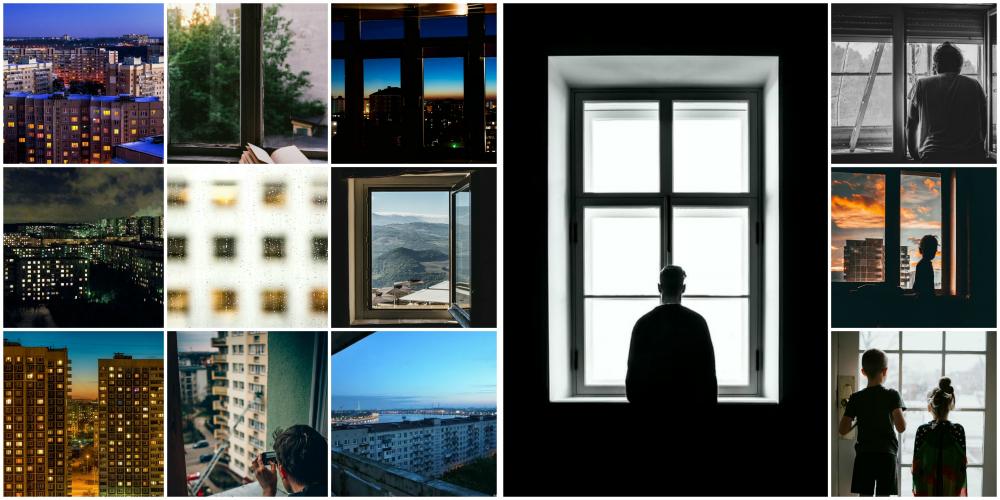 Как красиво сфотографировать окно