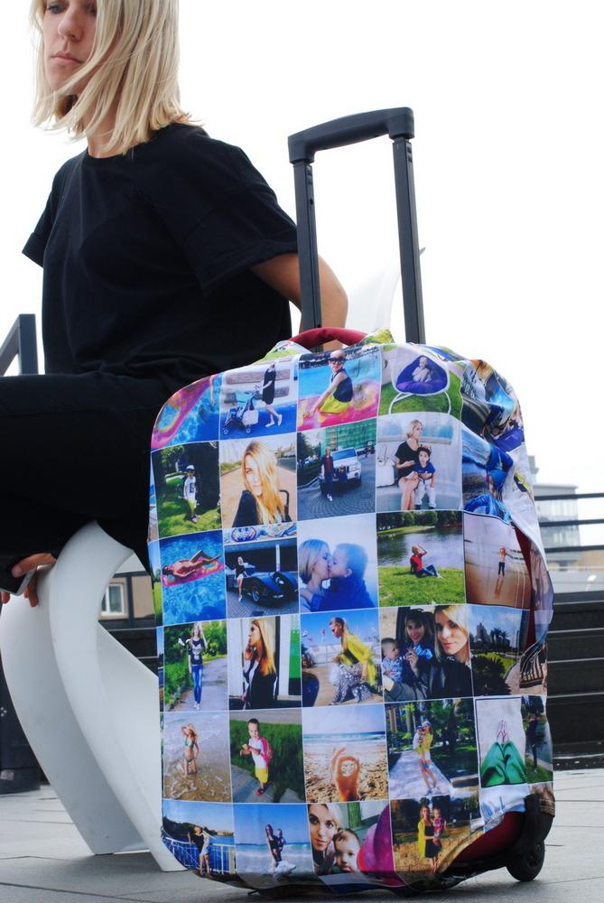 чехлы на чемодан Екатеринбург