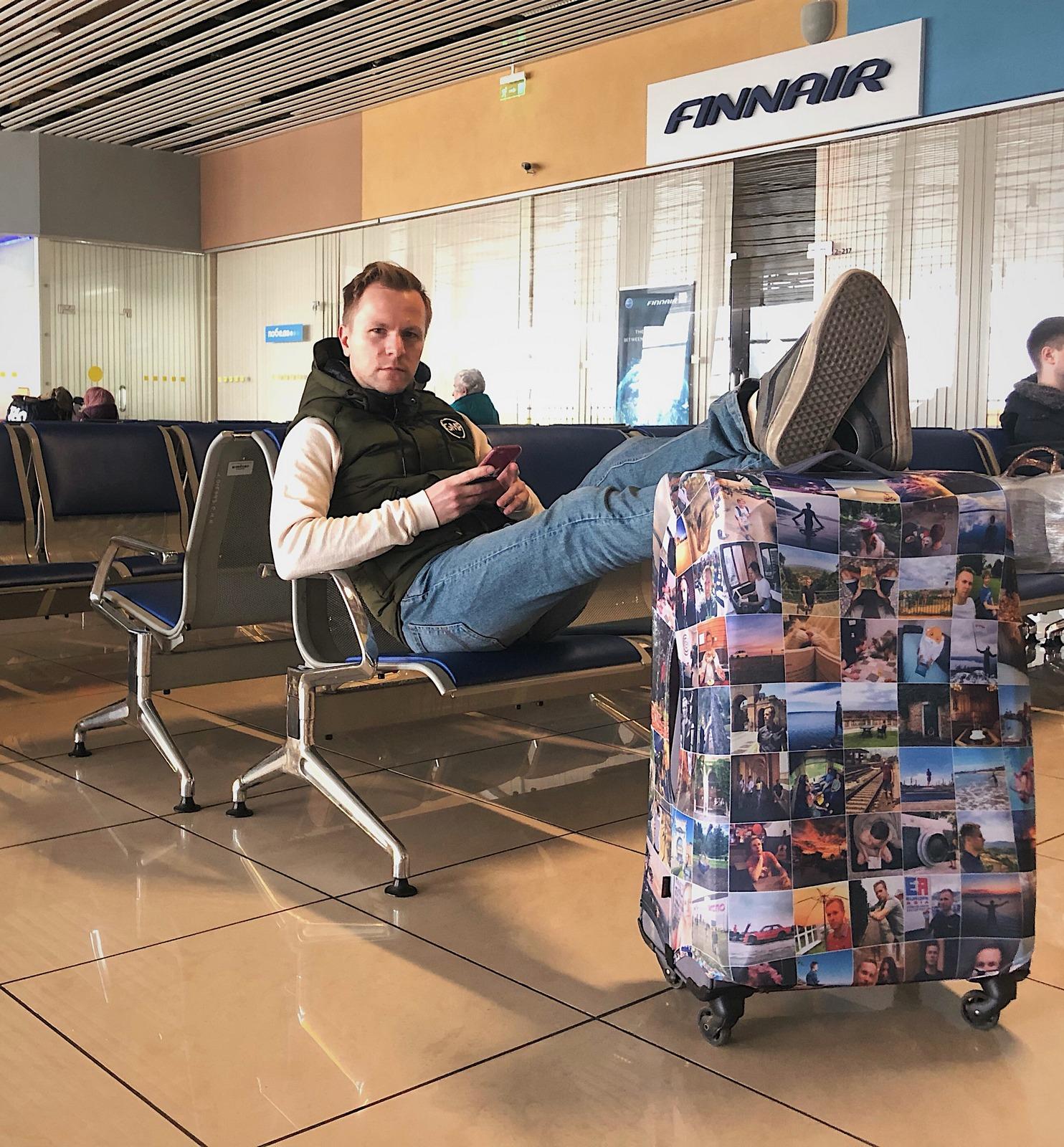 где купить чехол на чемодан