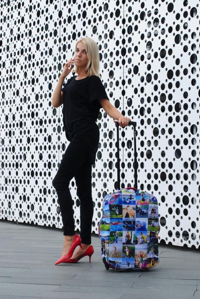 чехлы для чемоданов интернет магазин