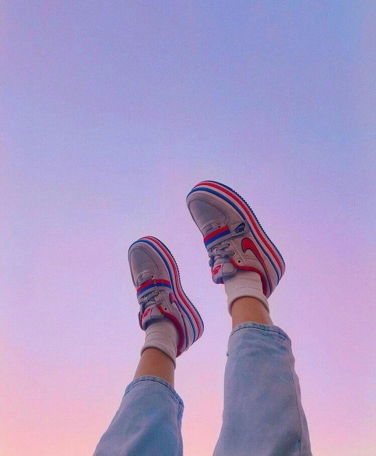 как необычно сфотографировать ноги