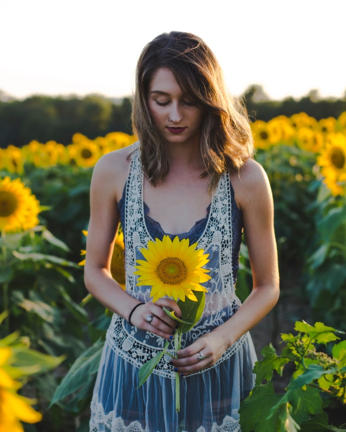 как красиво сфоткать цветы для инстаграма