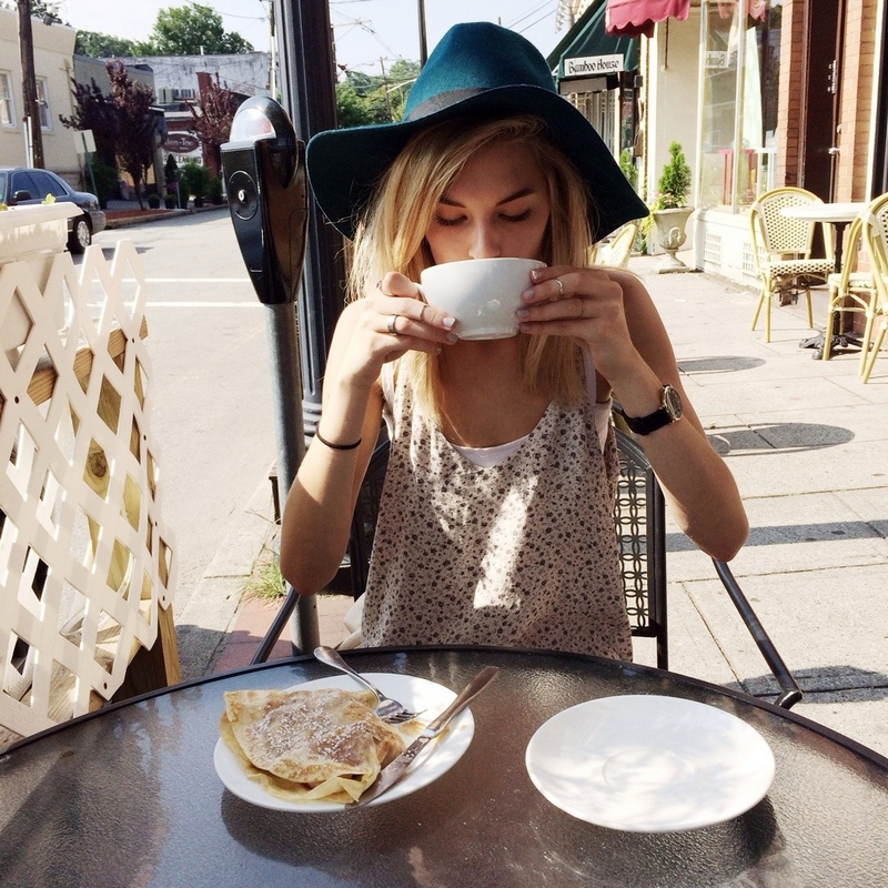 как сделать красивую фотографию на веранде ресторана летом