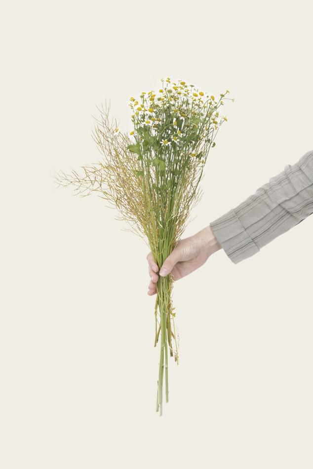 как красиво сфоткать букет цветов для инстаграм