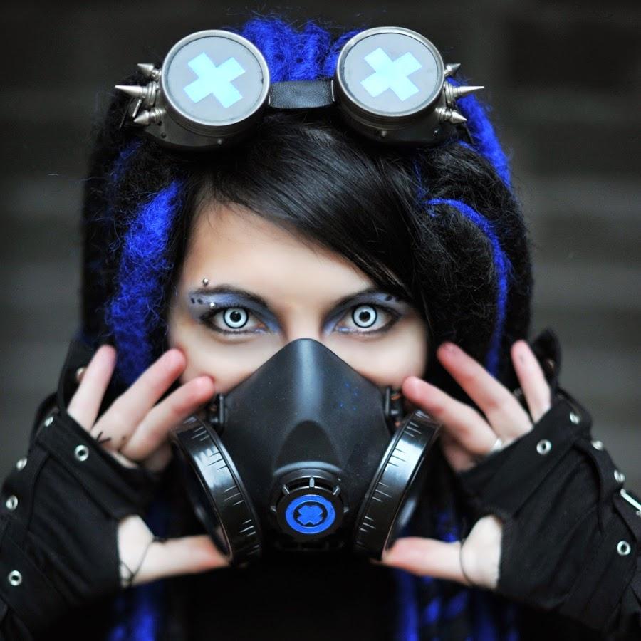 Крутая фотография в маске