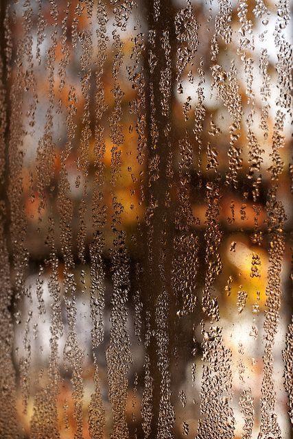 как сфотографировать дождь