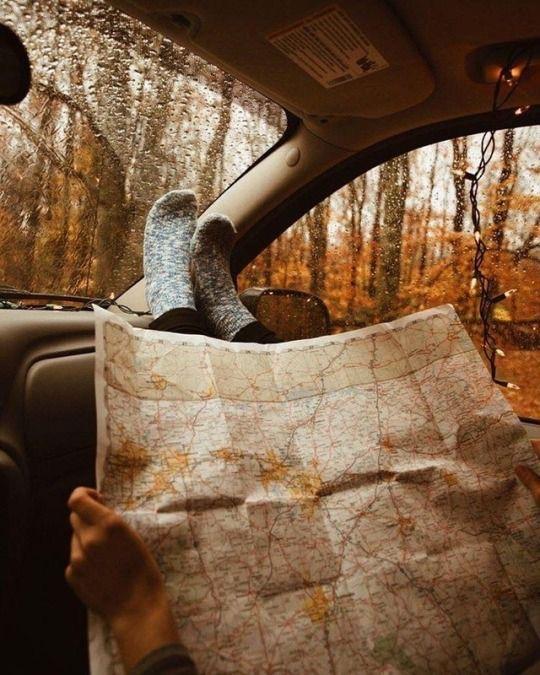 Идеи для фото в машине