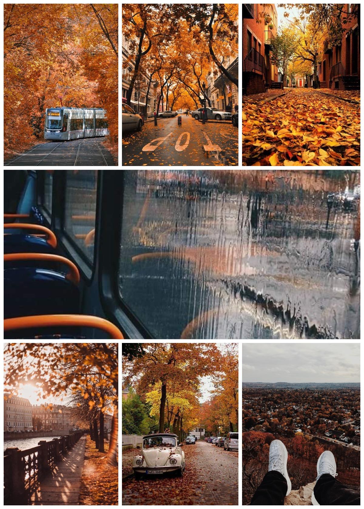 Сентябрь в городе фотосессия