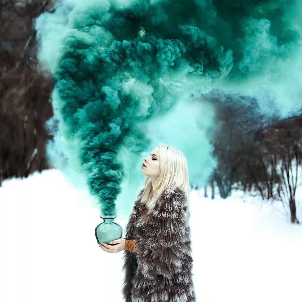 зимняя фотосессия в лесу самые оригинальные идеи