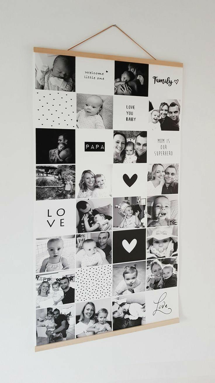 заказать постер с детской метрикой в подарок на первый день рождения ребенка