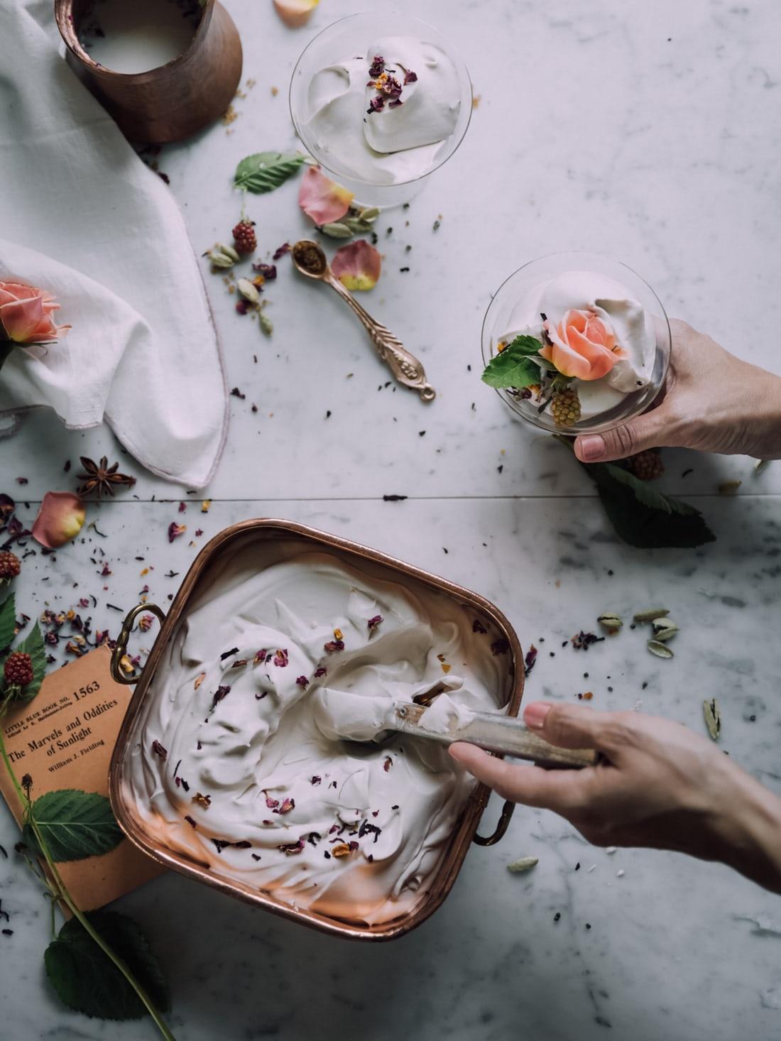 делаем мороженое дома