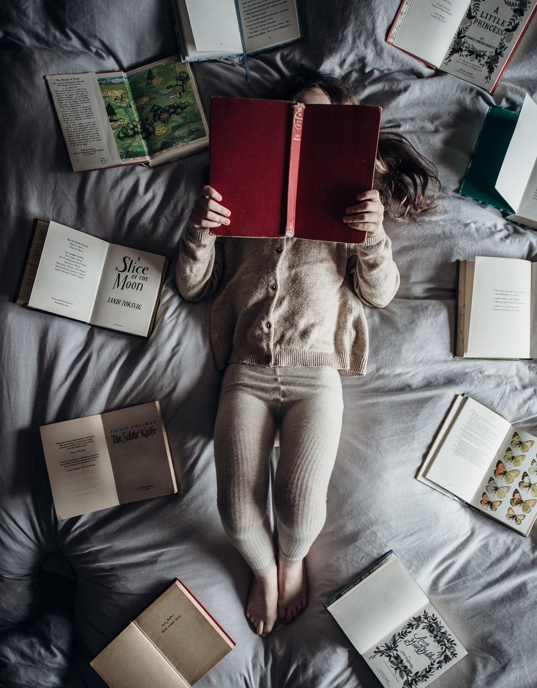 прочитать 10 книг за месяц