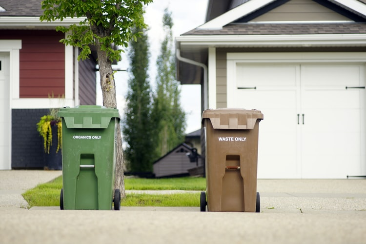 Контейнеры для органического мусора