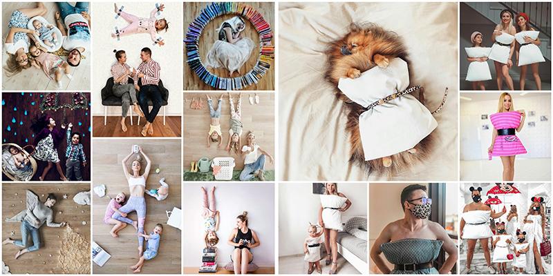 Прикольные идеи красивых фотографий дома