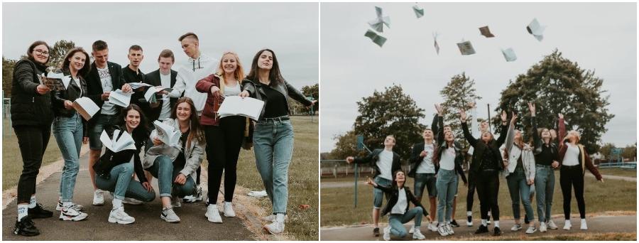 американская традиция выпускников подбрасывать тетради вверх