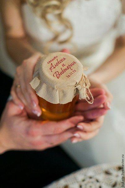 идеи бонбоньерок на свадьбу