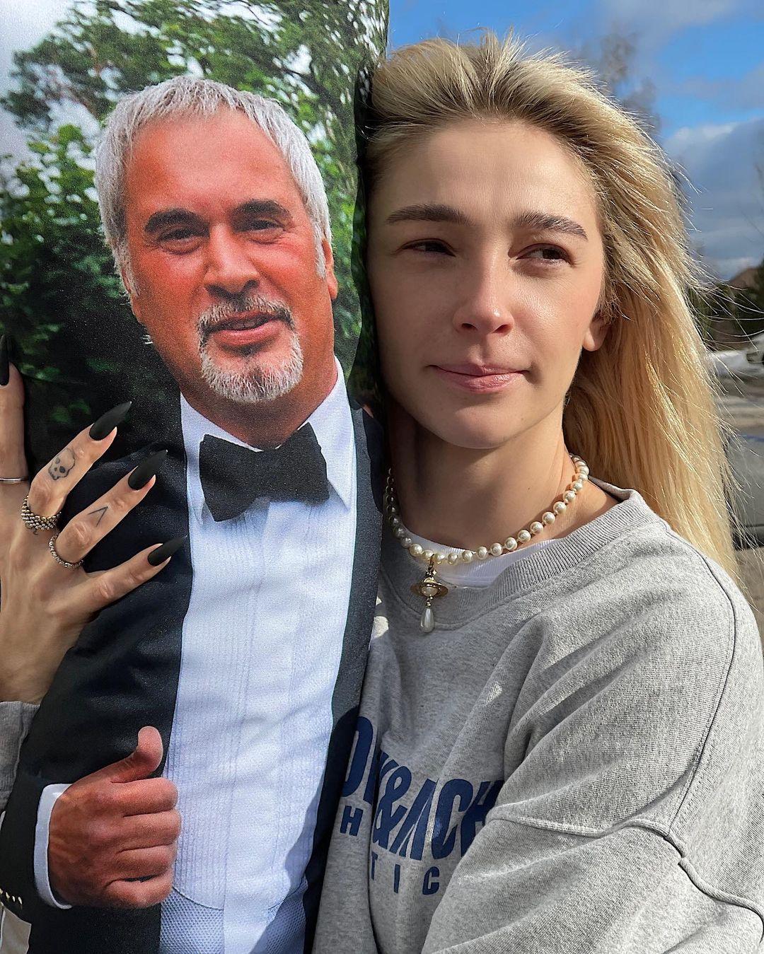 Анастасии Ивлеевой подарили Валерия Меладзе