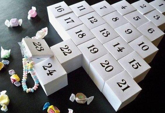 где купить весенний адвент-календарь