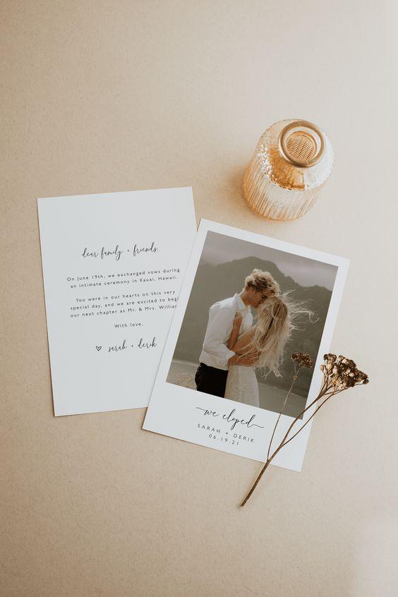 фотоприглашение на свадьбу